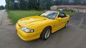 1995 Ford Mustang GT Convertible for sale near LAS VEGAS, Nevada ...