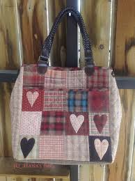 Hana's Bag - A Skill Stitching pocket Quilt Bag Quilting a Bag ... & Hana's Bag - A Skill Stitching pocket Quilt Bag Quilting a Bag Adamdwight.com