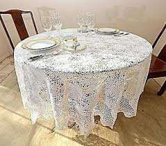 42 inch round tablecloth