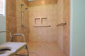 Awesome Collection Of Roll In Walk In Showers Also Bathroom Walk In Showers  Pictures