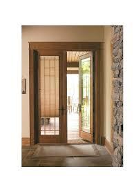 designer series hinged patio door pella swinging doors screen