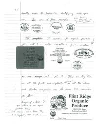 a page handwritten illustrated essay from an amish organic a 45 page handwritten illustrated essay from an amish organic farmer
