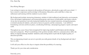 astonishing cover letter examples nz teaching cover letter