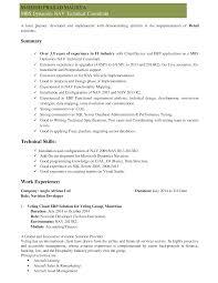 Brilliant Ideas Of Technical Consultant Cv Documents With Techno