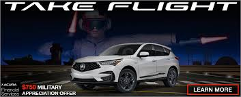 wele to acura financial services