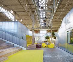 google office environment. The Transformation Of A Former Steelfactory Into An Office Environment For Engineering Firm IMd In Rotterdam, Designed By Ector Hoogstad Architecten, Google V