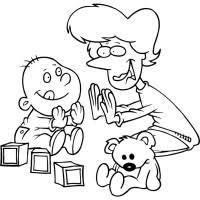 Immagini Cartoni Animati Da Colorare