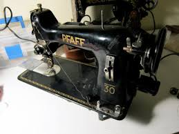 Pfaff 30 31 Sewing Machine