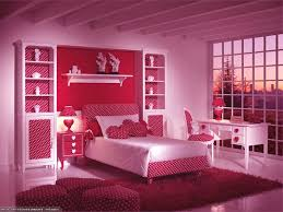 bedroom inspiration for teenage girls. Bedroom Cool Room For Girls Decorating Ideas Pink Color Teen Decor Teenagers Large Windows Tile Design Comfort Desk Fur Rug Carpet Sleek Floor Inspiration Teenage S