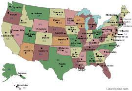 States and capitals east of the mississippi river. Test Your Geography Knowledge Usa Eastern State Capitals Quiz Lizard Point Quizzes