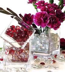 Decorative Vase Filler Balls Decorative Vase Fillers Colorful Decorative Glass Marble Crystal 60