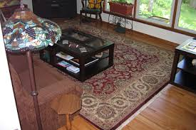 Choose The Right Rug Size For Any Room  The Home Depot BlogSizes Of Area Rugs For Living Room