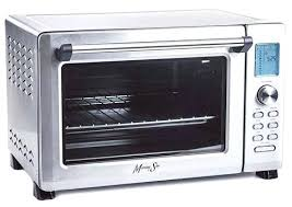 convection countertop oven morning star extra large infrared convection digital toaster oven oster stainless steel convection