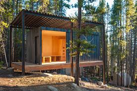 This isn't the first time we've written about Colorado Building Workshop's  projects: We also covered their visitors' cabins on Navajo Nation land in  ...
