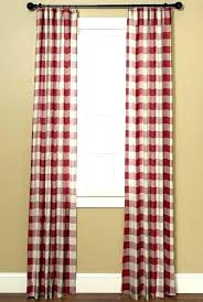 red and cream buffalo check curtains affordable between naps on the porch red and white buffalo check ds plaid shower curtains curtain