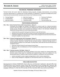 Template Organization Profile Template Resume Examples Technical