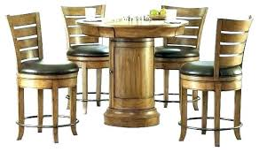 pub sets bar height 4 piece pub set small pub table and chairs small pub table