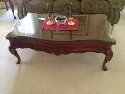 Broyhill tray top coffee table with 1 drawer and glass insert. Exceeding Expectations Nationwide Browse Auctions Search Exclude Closed Lots Auctions My Items Signup Login Catalog Auction Info Dennis O Connor Trust Personal Property 88938 07 23 2016 6 00 Am Edt 08 23 2016 3 30 Pm Edt Closed Starts