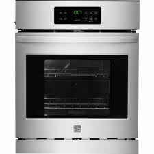 Electric Wall Oven 24 Inch Electric Wall Ovens Single Oven Sears
