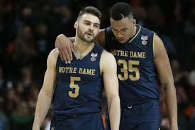 Notre Dame Basketball Depth Chart 2018 March Madness Notre Dame Mens Basketball Left Out Of