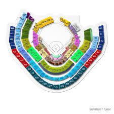 Suntrust Park Seating Chart With Rows Suntrust Park Concert Tickets And Seating View Vivid Seats