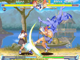 street fighter alpha 2 pc game