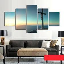 canvas wall art sets 5 piece canvas art set cross canvas wall art pertaining to canvas wall art sets
