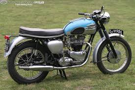 memorable mc 1960 triumph bonneville motorcycle usa