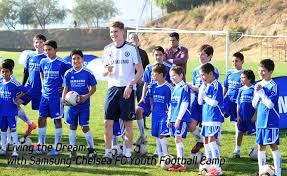Ethan wady returns to chelsea. Living The Dream With Samsung Chelsea Fc Youth Football Camp Samsung Global Newsroom