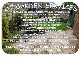 garden maintenance service. Contemporary Garden DT Garden Maintenance Services  25 Years Experience On Service A