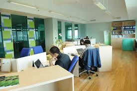 modern office flooring. oustanding modern office design ideas with wooden flooring and white ceiling plus lighting g