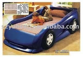 Baby boy car bed