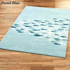 fish area rug fish area rug medium size of area themed area rugs beach themed area