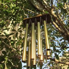 Uncategorized Vintage Wind Chimes 2015 vintage wind chimes home decor  antique bronze 8 tubes outdoor bells