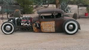 American Rat Rod Cars & Trucks For Sale: 1930 Model A 5 Window ...
