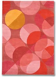 red rose rug contemporary modern rugs contemporary rugs geometric rug red orange pink red rose rug