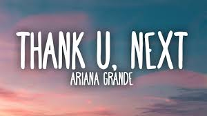 Free Downloads Thank You Cards Ariana Grande Thank U Next Lyrics Youtube