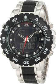 u s polo assn classic men s us8161 silver tone watch click u s polo assn classic men s us8161 silver tone watch click image for