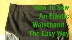 Simple Skirt Pattern With Elastic Waist New Design Ideas