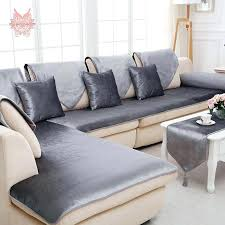gray couch covers l shaped sectional couch covers grey couch arm covers