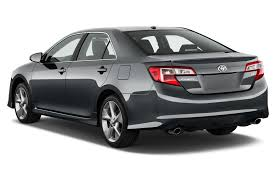 2012 Toyota Camry Reviews and Rating | Motor Trend
