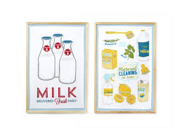 For Kitchen Art Diy Kitchen Art How To Framed Tea Towels Hgtv
