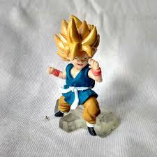 Goku SSJ GT – Son Goku – Mô hình Bandai HG – Dragon Ball GT – 7 viên ngọc  rồng – www.anhshop.com