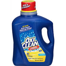 OxiClean 100.5-fl oz Fresh Scent HE Laundry Detergent