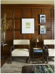 Office wood paneling Rich Mans Using The Panels As Grid Pinterest Using The Panels As Grid Office Wood Paneling Home Office