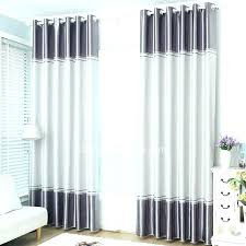 striped shower curtain grey black and off white striped shower curtain