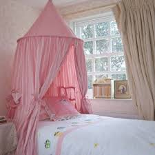 Bedroom Diy Kids Bed Canopy Princess Canopy Netting White Bed Canopy ...
