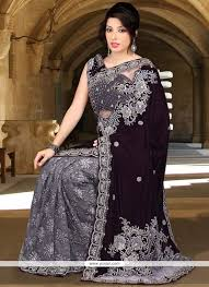 Latest Velvet Saree Designs Indian Ethnic Wear Online Store Velvet Saree Saree Saree