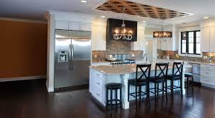 Creative For Kitchen Kitchen Creative Kitchen With Copper Accents Wooden Floor Chair