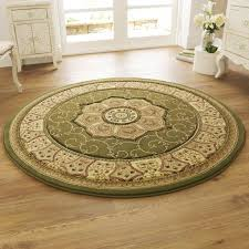 photo 1 of 5 green circular round braided rugs exceptional circular rugs 1